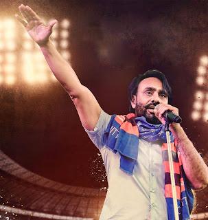 "Tejinder Singh Maan aka Babbu Maan says ""Tour De Force"" to the year 2016"