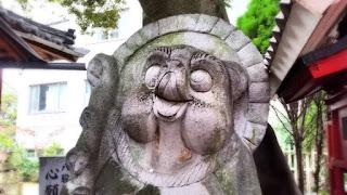 人文研究見聞録:稲荷山六角堂 [愛媛県]