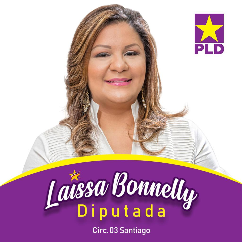 .......    .  . Laissa Bonnelly DIPUTADA