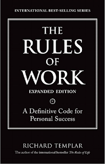 The Rules Of Work A Definitive Code For Personal Success