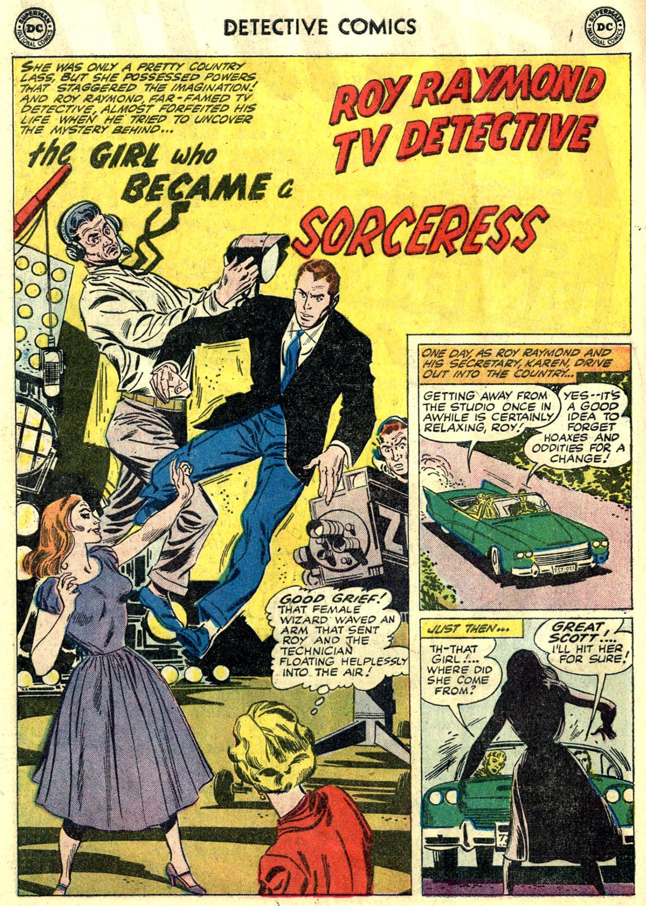 Detective Comics (1937) 281 Page 17