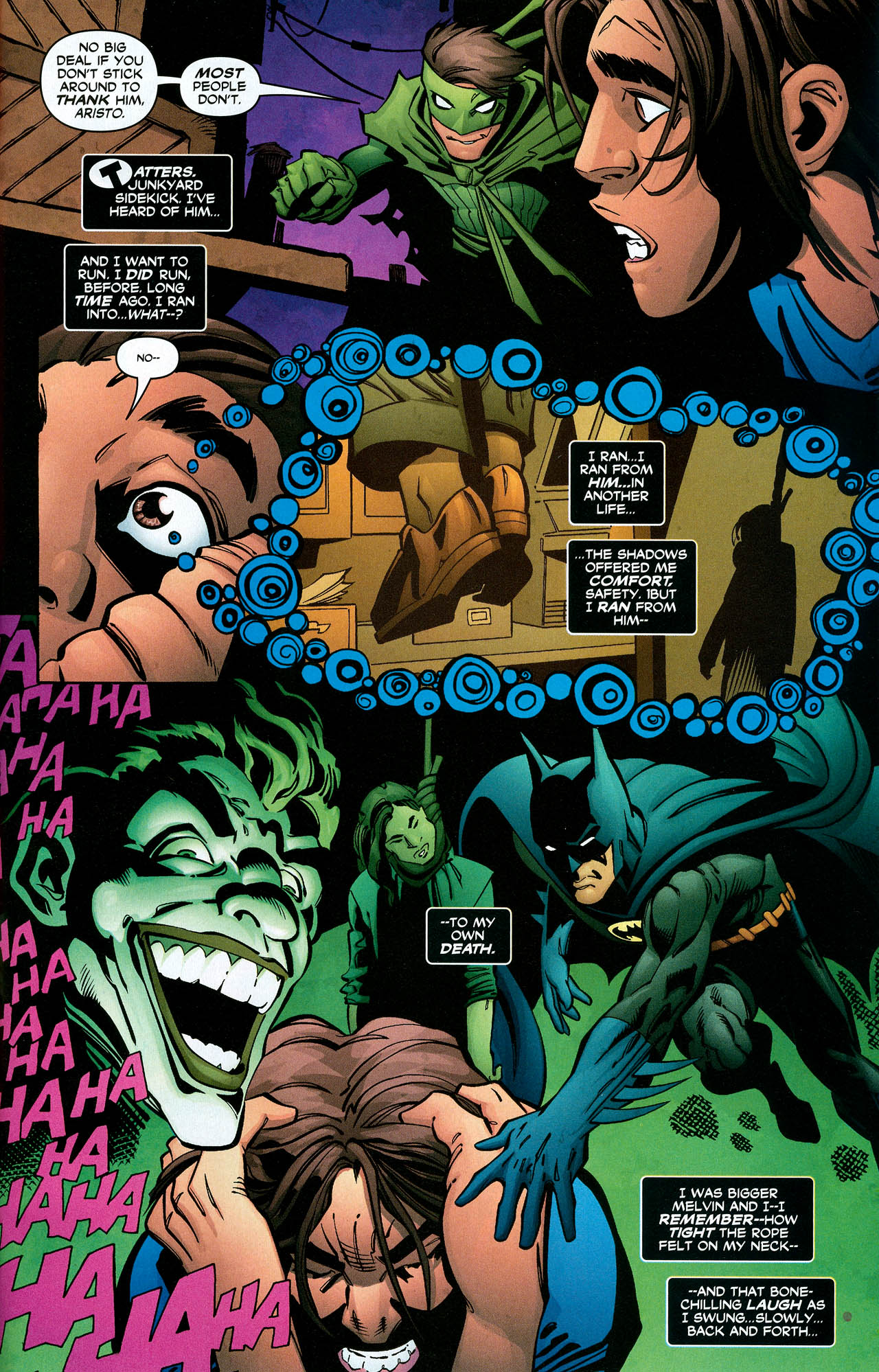 Read online Trinity (2008) comic -  Issue #18 - 28