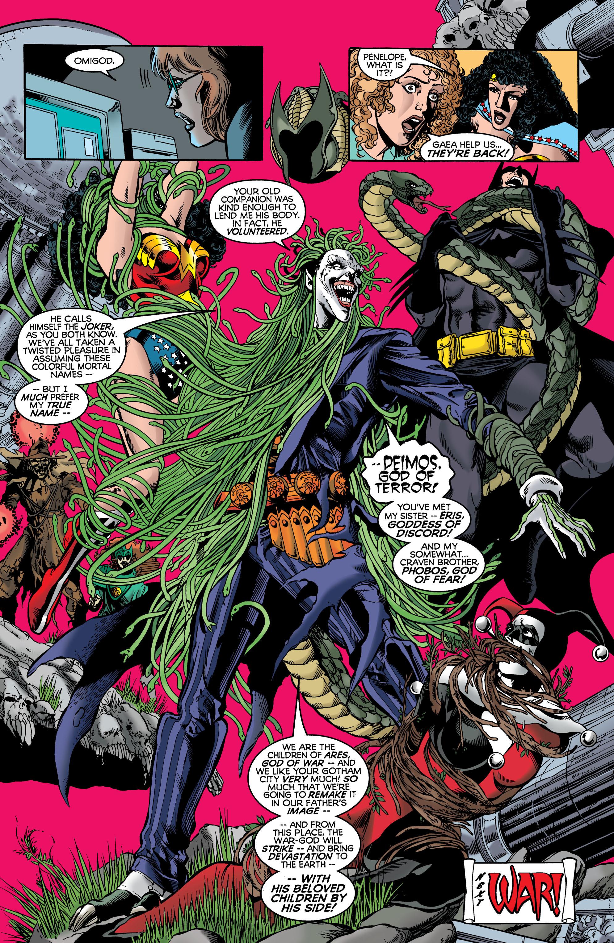 Read online Wonder Woman (1987) comic -  Issue #164 - 22