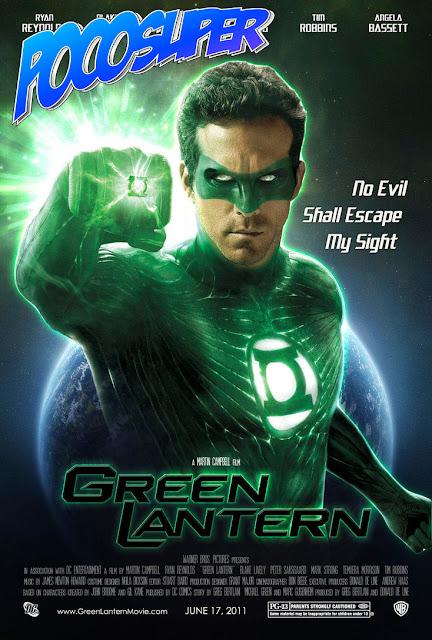 Lanterna Verde Green Lantern 2011 recensione