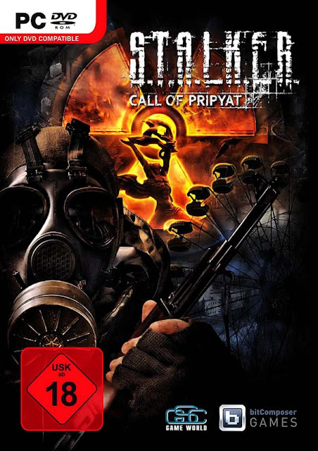 Stalker 3 Call of Pripyat Download Cover Free Game