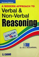 Verbal Reasoning English R S Aggarwal