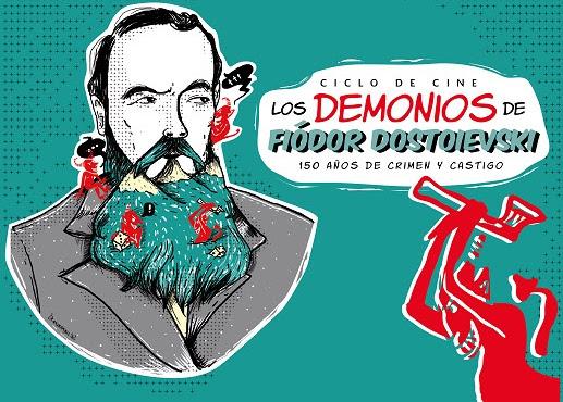 Homenaje a Dostoievski con ciclo de cine en el Centro Cultural Elena Garro
