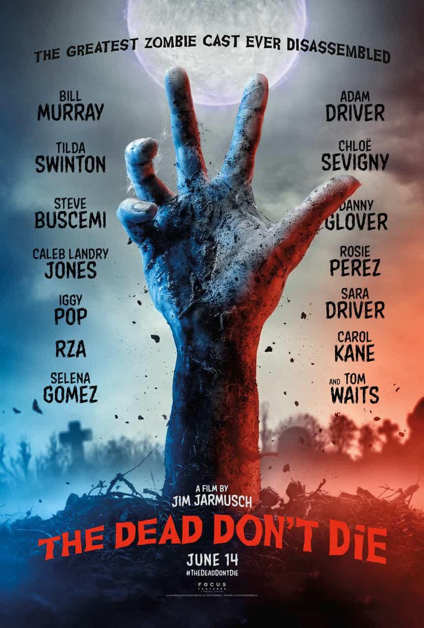 The Dead Don't Die | Der Zombie Trailer zum neuen Jim Jarmusch Film