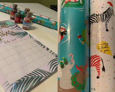 Funky Wrapping Paper