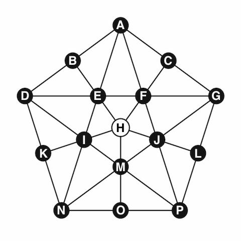 duplapluszjó: Pentagram, az új türelemjáték