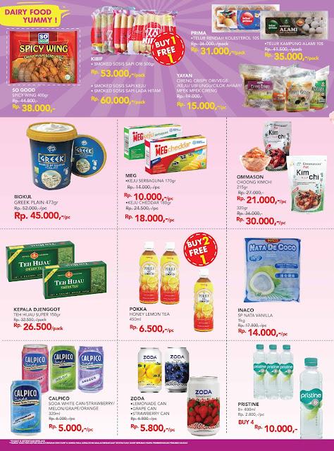 Katalog Harga Promo AEON Store Periode 15 - 28 Maret 2018
