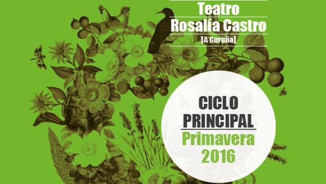 Ciclo Principal Primavera 2016