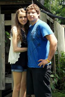 Kristy and Jesse Bennet Bay Landing Alexandria Louisiana