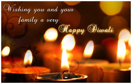 Happy Diwali Messages 2017 In English