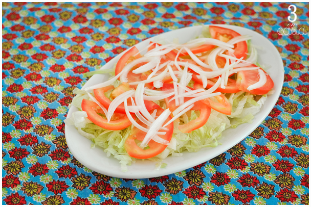 receita de salada simples