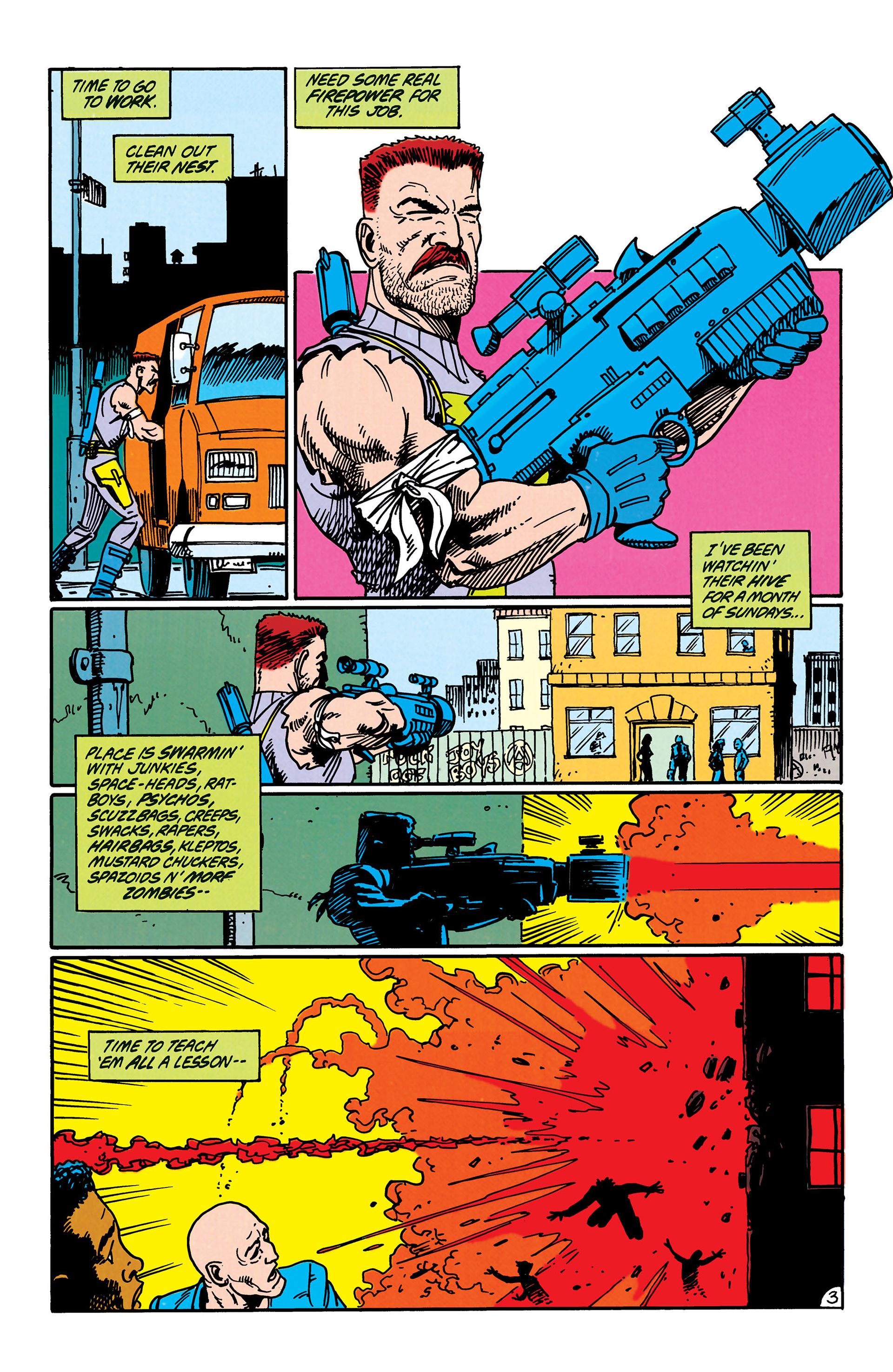 Read online Animal Man (1988) comic -  Issue #38 - 4