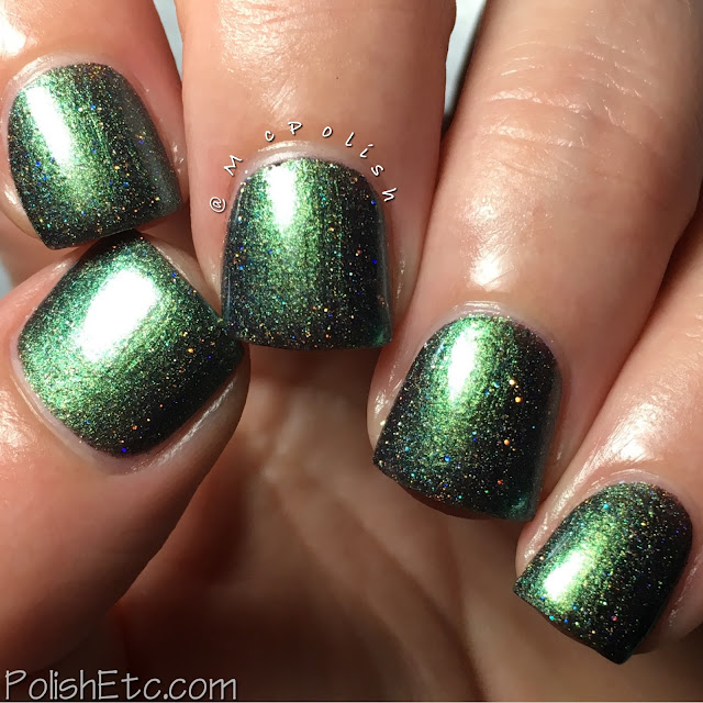 Road to Polish Con - Week 9 - McPolish - Pier Magic by Fair Maiden Polish