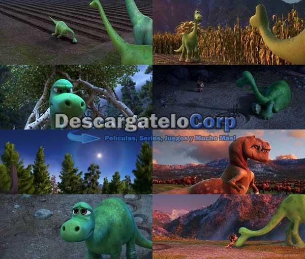 Un Gran Dinosaurio DVDRip Latino