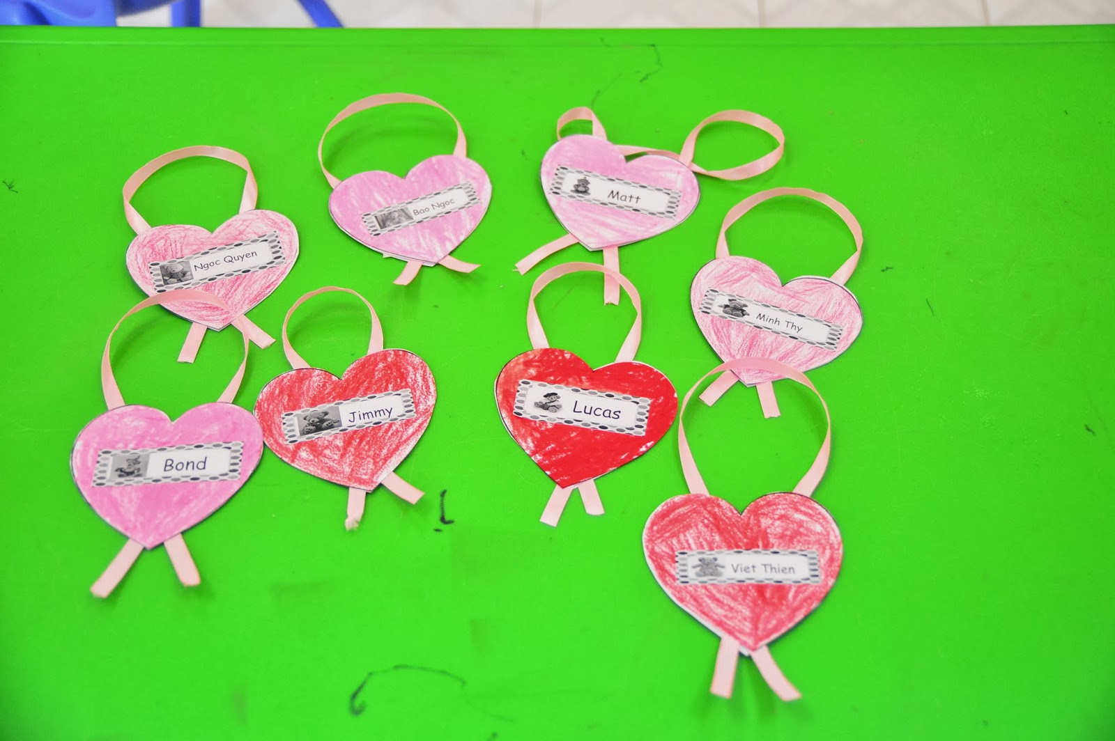 Kinder Talk Celebrate Valentine S Day With The Letterlanders