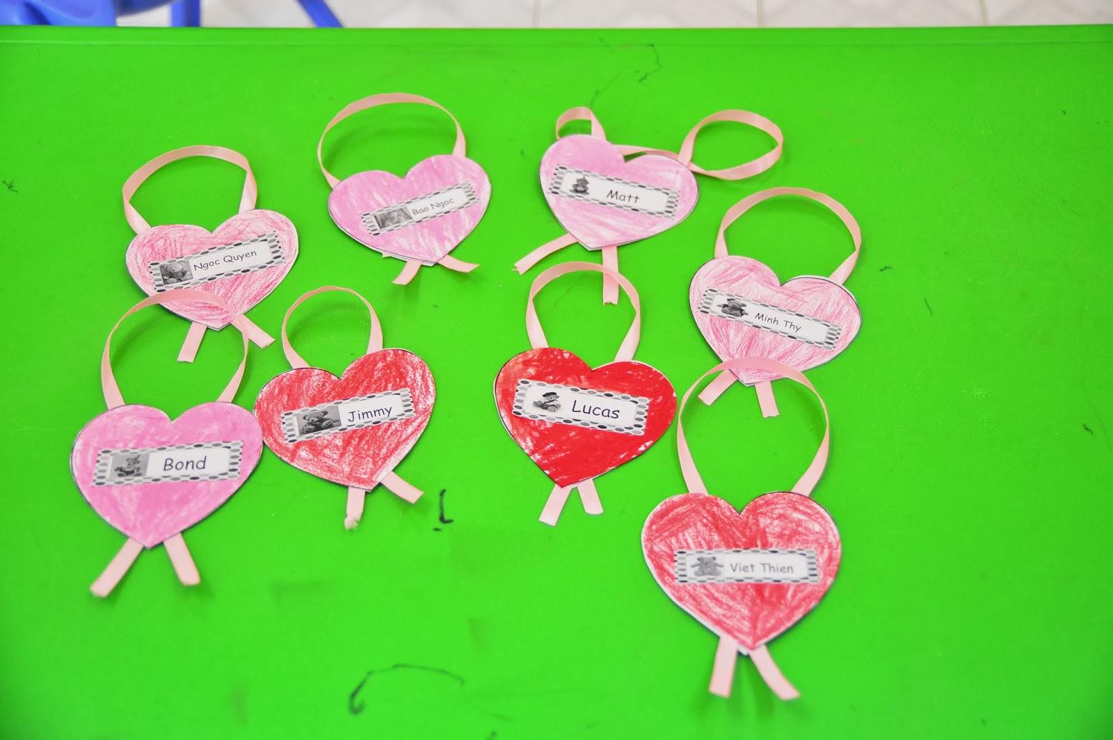 Kinder Talk Celebrate Valentine S Day With The Letterlanders