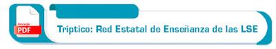 Trípico: Red Estatal de Enseñanza de las Lenguas de Signos Españolas