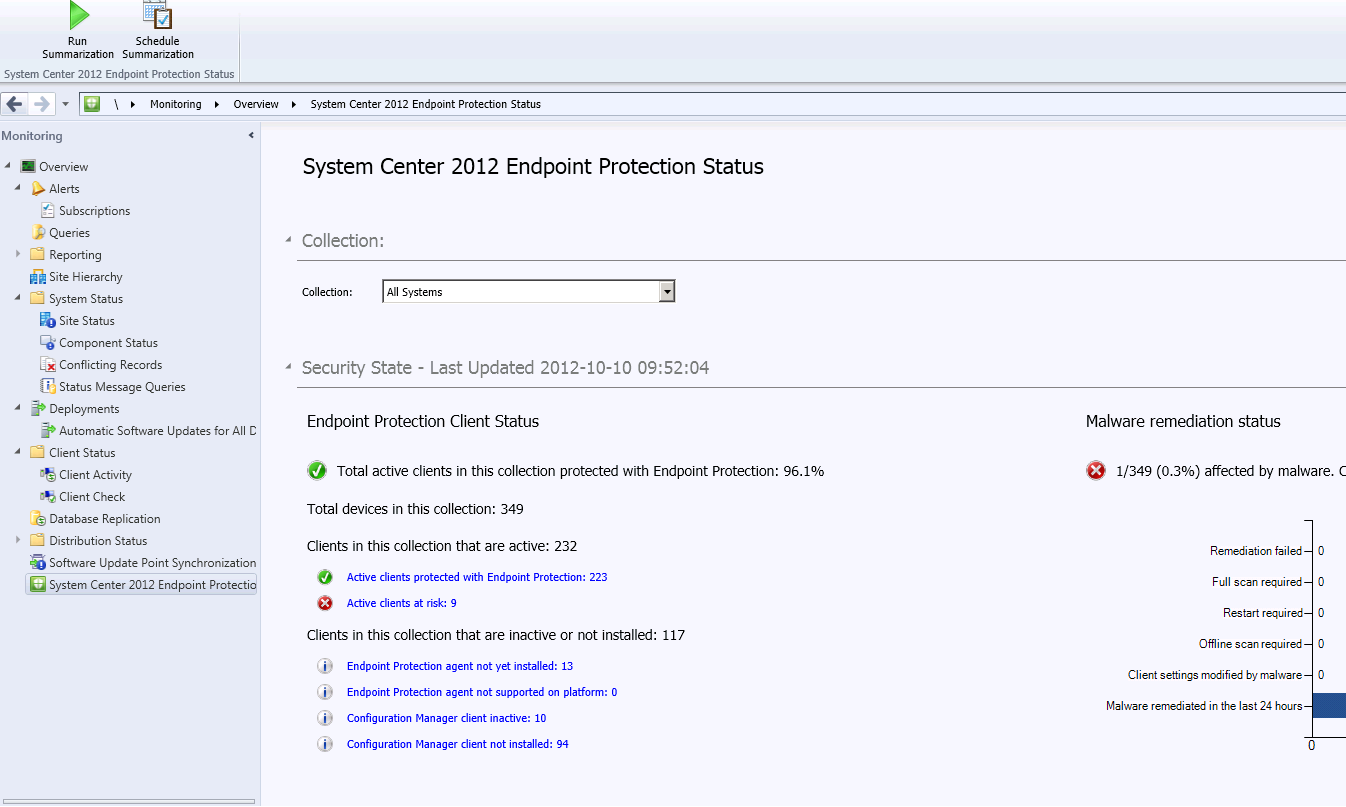 Install Endpoint Protection Sccm 2012 - bmseven