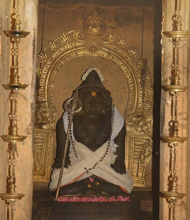 Main Deity Sri Yoga Bhairavar