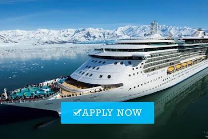 Cruise Ship Careers Join January 2017