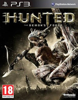 Hunted: The Demon's Forge: PS3 Download games grátis