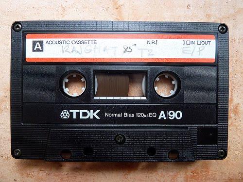 Cosmic American Blog: The '80s Tape