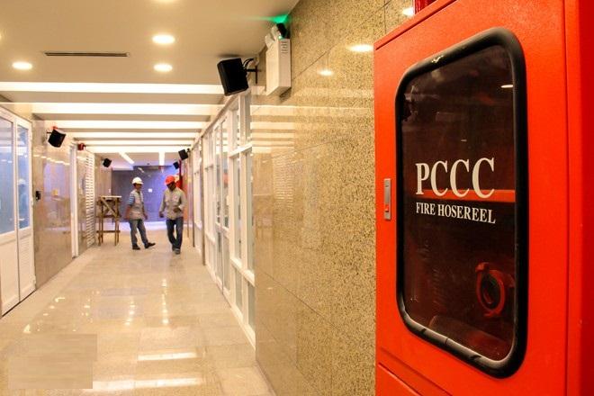 Hệ thống PCCC chung cư Imperial Plaza