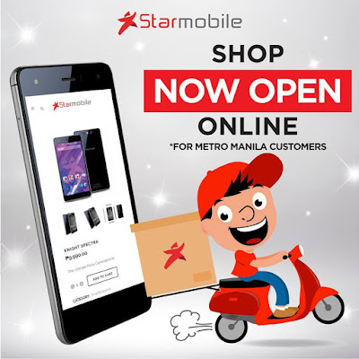 PSA: Starmobile has Launched its Online Store, Get Your Starmobile Device Delivered Nationwide this 2017