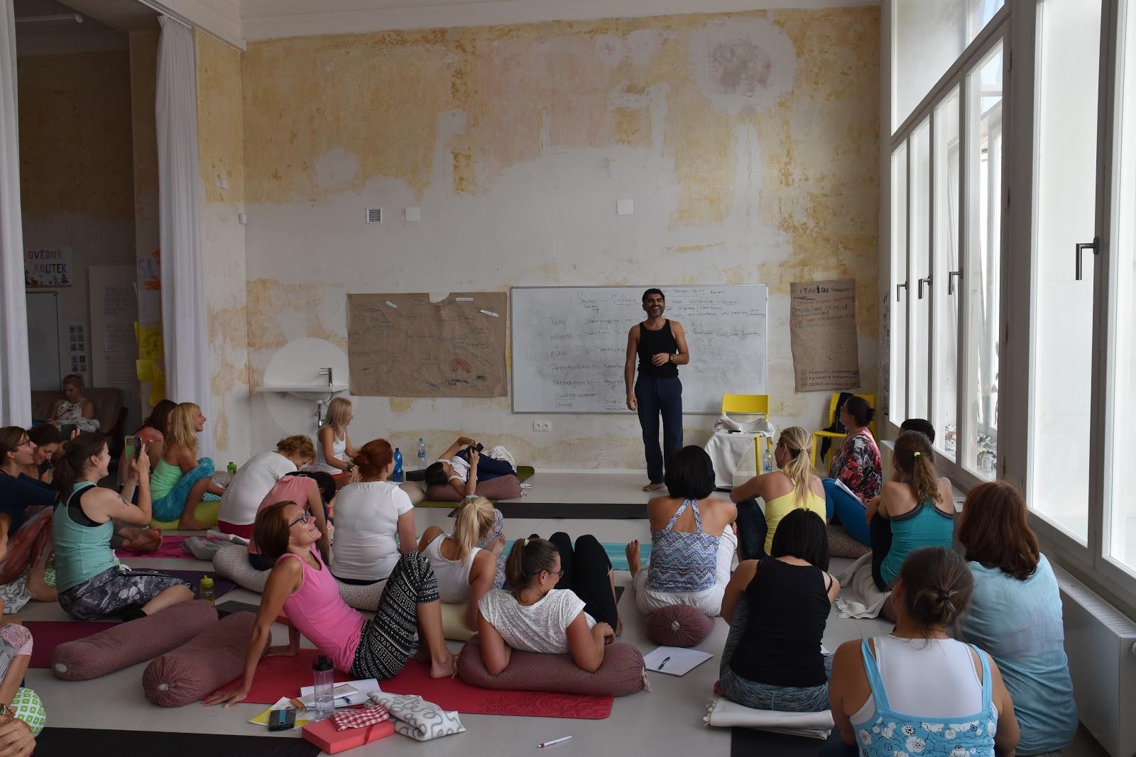 Neo Yin yoga kurz Deep Kumar