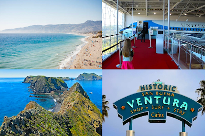 most visited tourist attractions in ventura county
