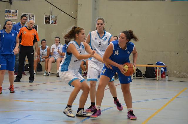 Baloncesto | Las sénior barakaldesas de Primera van a por victorias que las alejen del peligro