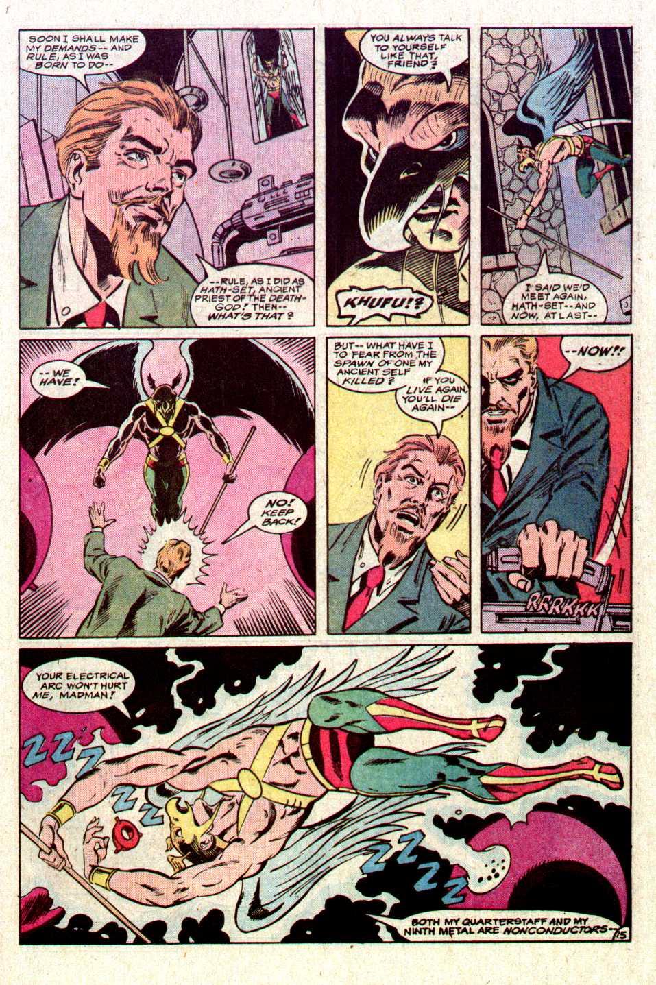 Read online Secret Origins (1986) comic -  Issue #11 - 32