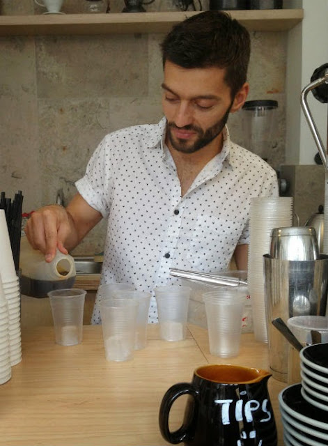 Coffee Tasting at Dash