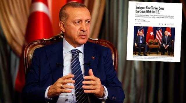 Cumhurbaşkanı Erdoğan: Saygısızlık trendleri sürerse yeni müttefikler arayacağız.