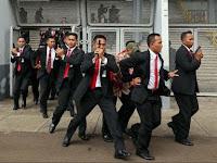Terungkap! Ini Teroris Yg Menyebar Bom Molotov Untuk Presiden Jokowi di Bandara Penggung Cirebon