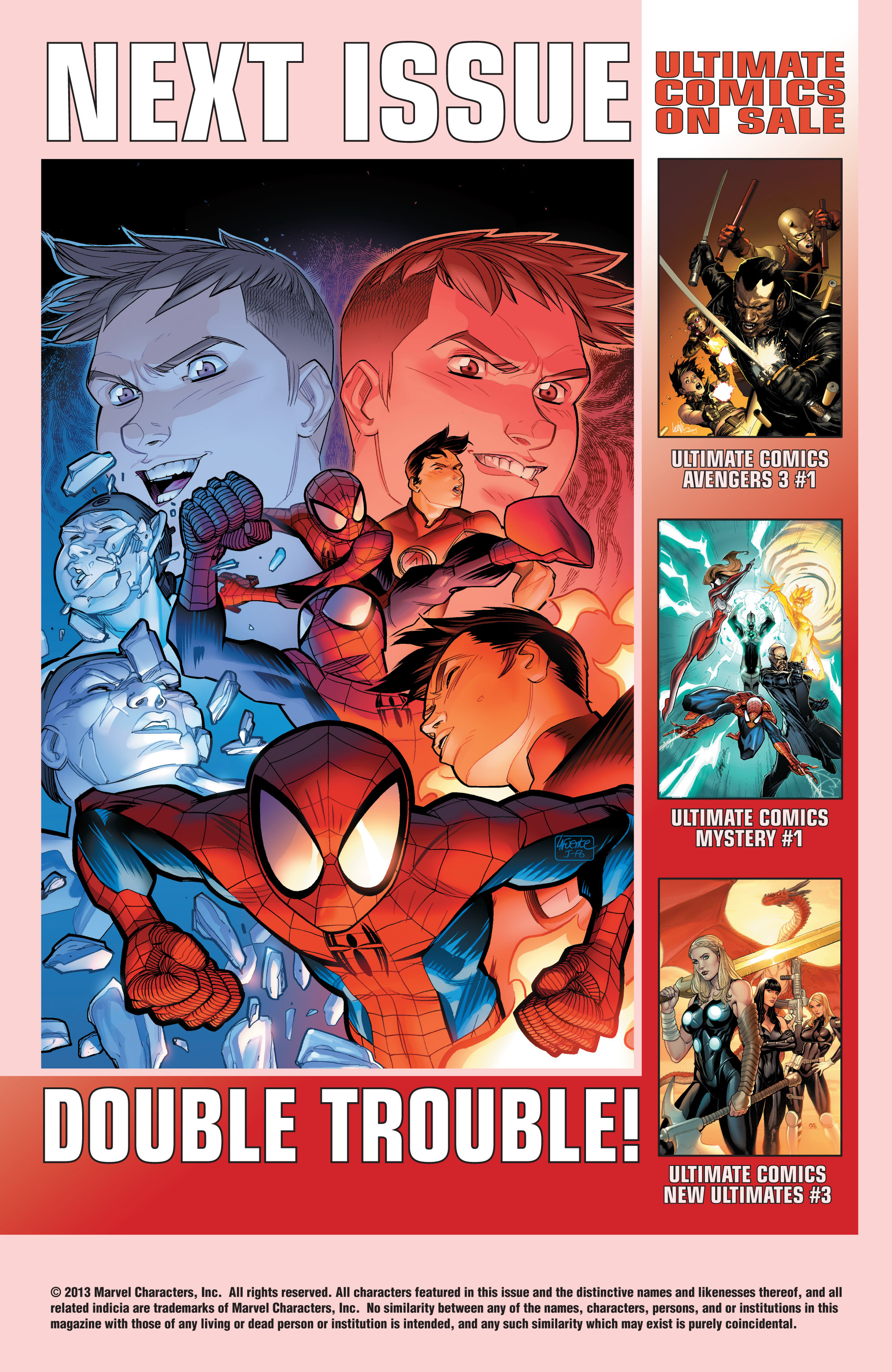 Read online Ultimate Spider-Man (2009) comic -  Issue #13 - 19