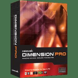 Download Cakewalk - Dimension Pro v1.5.5.16 Full version