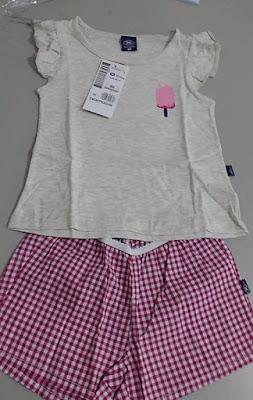 Distribuidor de roupa infantil no atacado
