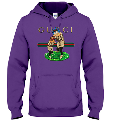 rick and morty gucci shirt, rick and morty gucci hoodie, rick and morty gucci sweater, rick and morty gucci gang