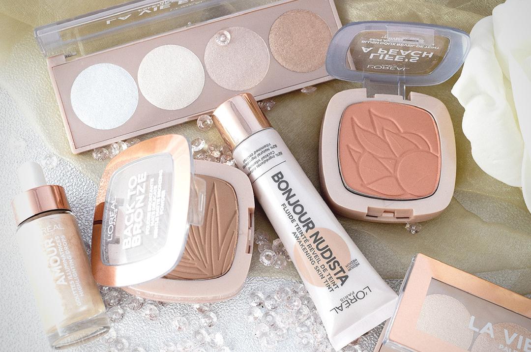 die neuen Glow Produkte von L'Oréal Paris, Highlighter, Teint, Test, Reveiw