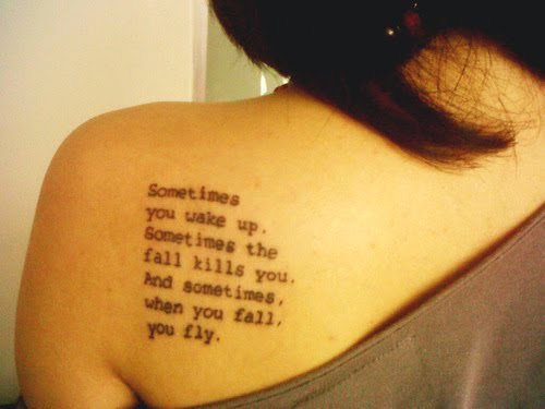 Kaji Tattoo Small Inspirational Tattoo Quotes