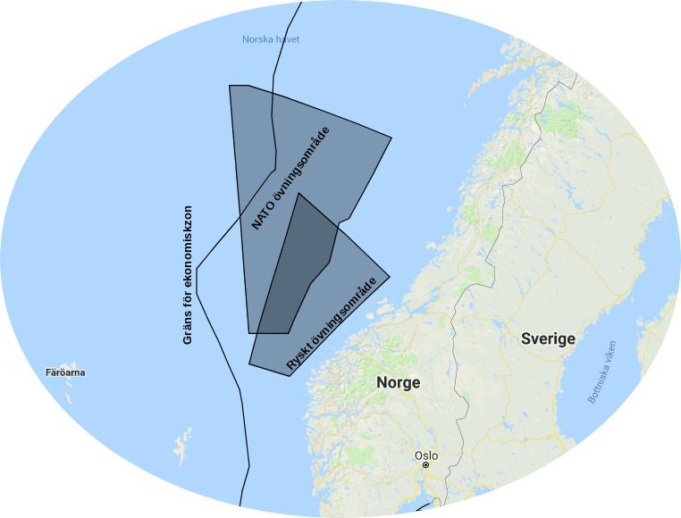 Rysk kanslighet vid barents hav