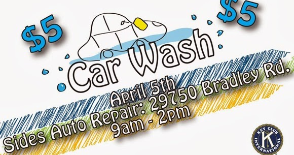 Heritage Car Wash: Heritage Key Club To Hold Fundraiser Car Wash April 5