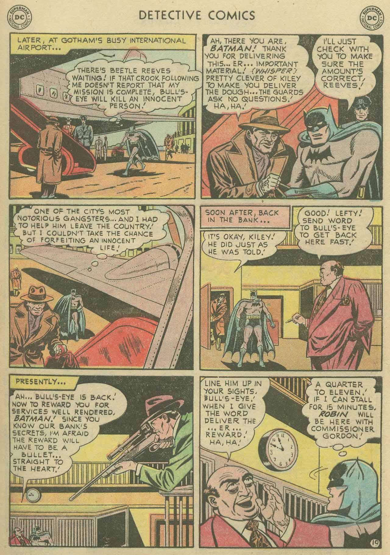 Detective Comics (1937) 175 Page 11
