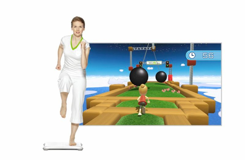 Wii Fit Abnehmen