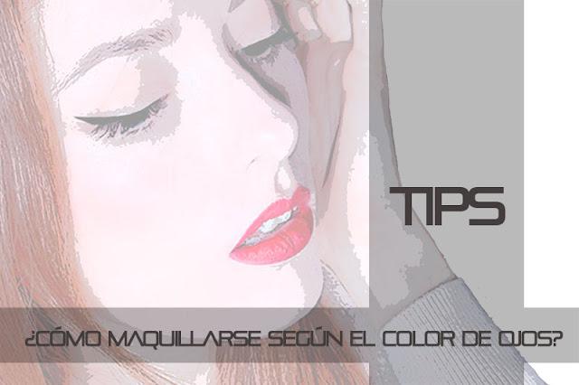 Tips - ¿Cómo maquillarse según el color de ojos?